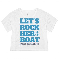 Rock Her Boat Party