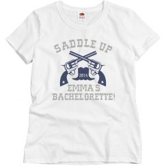 Saddle Up Bachelorette
