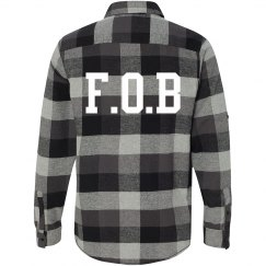 Trendy Plaid FOB