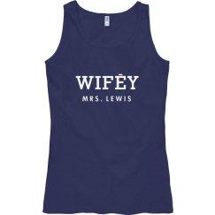 Wifey Logo Spoof