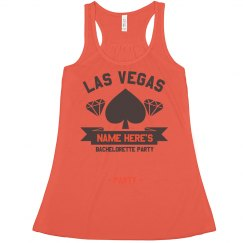 Las Vegas Custom Bachelorette Tank