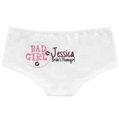 Bad Girl Hot Shorts