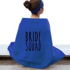 Bride Squad Blanket