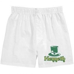 Irish Groom Boxers