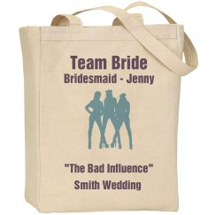 Wedding Team Tote