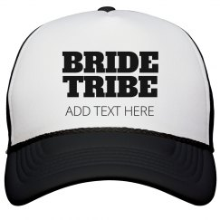 Bride Tribe Custom Snapback