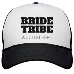 Bride Tribe Custom Snapback