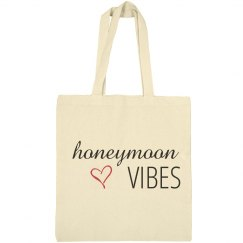 Honeymoon Vibes Tote Bag
