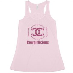 Cowgirlicious Tank