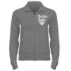 Bride Track Jacket