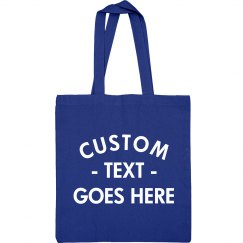 Just Married Create A Custom Tote!