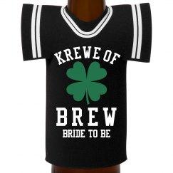 Krewe of Brew Irish Bride to Be