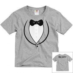 Ring Bearer Tuxedo Youth T-shirt