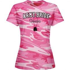 Army Bride Camo