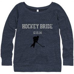 Hockey Bride