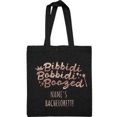 Bibbidi Bobbidi Boozed