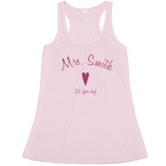 Mrs. Flowy Tank Top