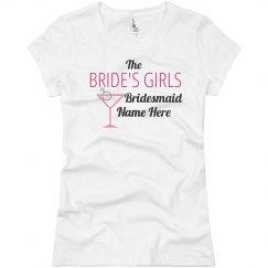 Brides Girls