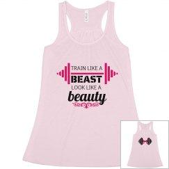 Beauty & A Beast