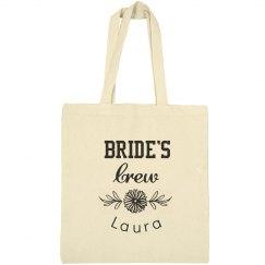 Brides Crew Tote Bag