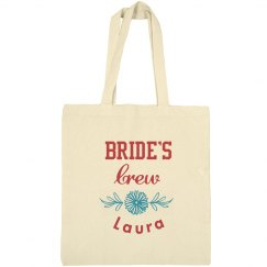 Bride Crew Tote Bag