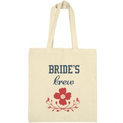 Bride Crew Tote Bag