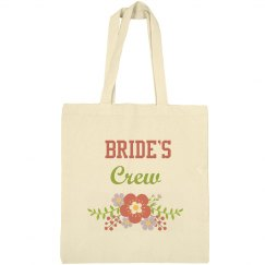 Perfect tote bag for the bride's crew