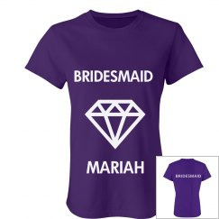 Bridal Party Ter