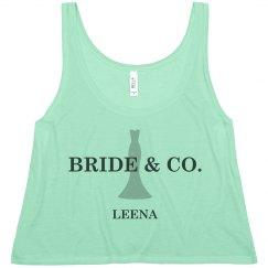 Bride & Co Tank