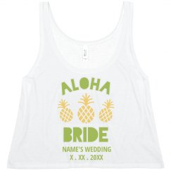 Customizable Aloha Bride