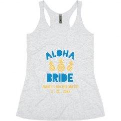 Aloha Bride Custom Design