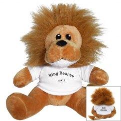 Lion Ring Bearer