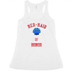 Mermaid of Honor Bridal Party
