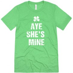 He's She's Mine Irish Matching