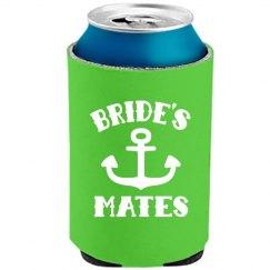 Bride's Mates Bachelorette Neon