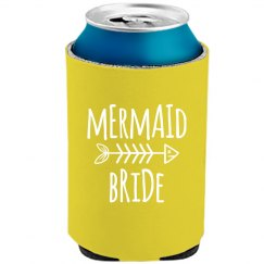 Mermaid Bride Bachelorette Neon