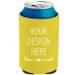 Custom Text Bachelorette Koozie