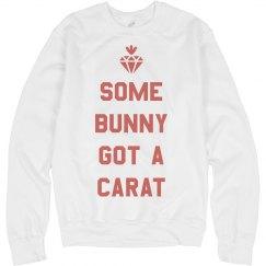Some Bunny Got A Carat