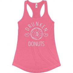Drunken Donuts Funny Bachelorette