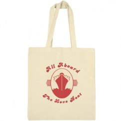 Canvas Bargain Tote Bag