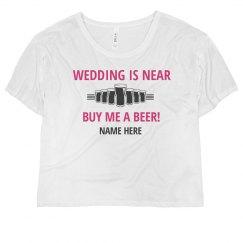 Custom Wedding is Near