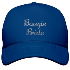 Bougie Bride Silver Metallic