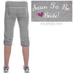 Soon To Be Bride Sweats