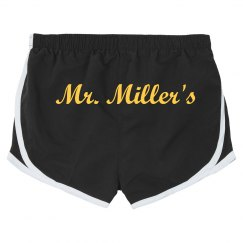 Mr. Miller's Wife