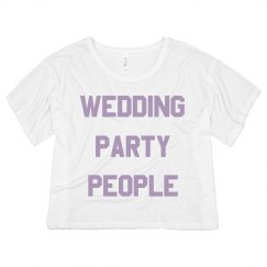 We Are The Wedding Party People