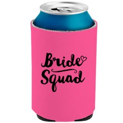 Bride's Squad Can Kooler
