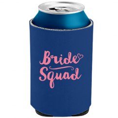 Bride's Squad Can Kooler