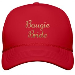 Bougie Bride Gold Metallic