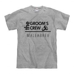 The Groom's Crew Maleabrev