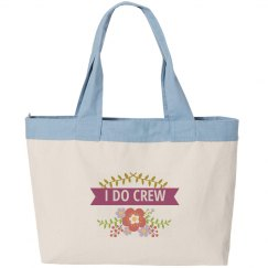 I Do Crew Bachelorette Tote Bag